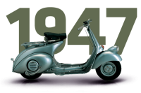 Vespa 98 Corsa - 1947