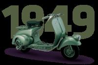 Vespa Circuito 125 - 1949