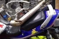 Honda Cbr 1000rr Ara boru 60 mm çıkışlı