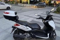 KAZASIZ HASAR KAYITSIZ YAMAHA X MAX 250