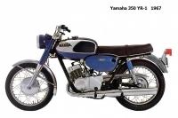 Yamaha 350YR1 - 1967
