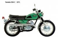 Yamaha DS6 C - 1971