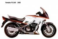 Yamaha FJ1100 - 1983