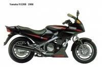 Yamaha FJ1200 - 1986
