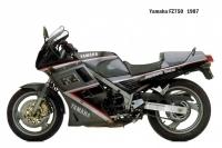 Yamaha FZ750 - 1987