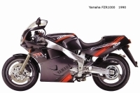 Yamaha FZR1000 - 1990
