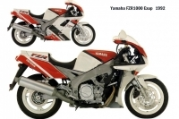 Yamaha FZR1000 - 1992