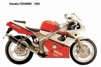 Yamaha FZR400RR - 1992