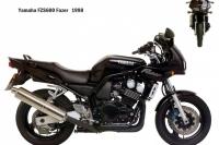 Yamaha FZS600 Fazer - 1998