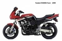 Yamaha FZS600S Fazer - 1999