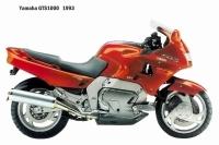 Yamaha GTS1000 - 1993