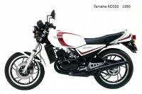 Yamaha RD350 - 1980