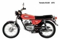 Yamaha RS100 - 1976
