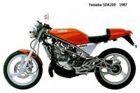 Yamaha SDR200 - 1987