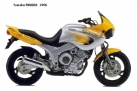 Yamaha TDM850 - 1996