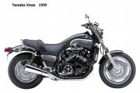 Yamaha Vmax - 1999