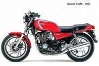 Yamaha XJ650 - 1982