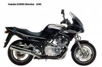 Yamaha XJ900S Diversion - 1995