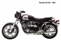 Yamaha XS1100 - 1982