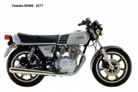 Yamaha XS400 - 1977