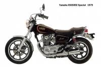Yamaha XS650SE Special - 1979