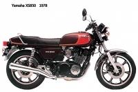 Yamaha XS850 - 1978