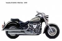 Yamaha XV1600A WildStar - 1999