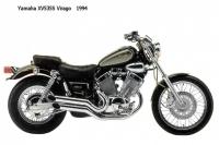 Yamaha XV535S Virago - 1994