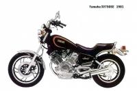 Yamaha XV750SE - 1981