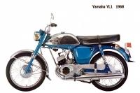 Yamaha YL1 - 1968