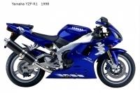 Yamaha YZF R1 - 1998