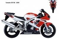 Yamaha YZF R6 - 1999