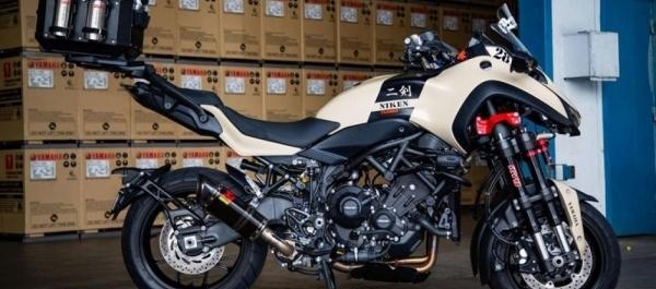 Turboşarjlı Yamaha NIKEN