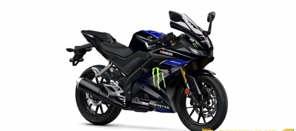 Yamaha YZF-R125 Monster Energy MotoGP Edition Çıkıyor