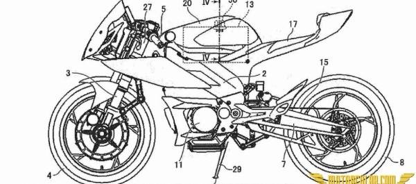 Yamaha'dan Elektrikli R1 ve MT-07