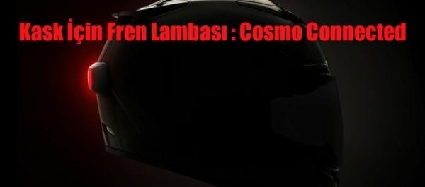 Kask İçin Fren Lambası : Cosmo Connected